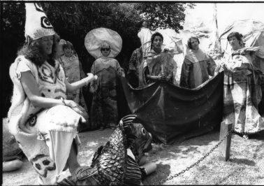 The Landing of Arkadia