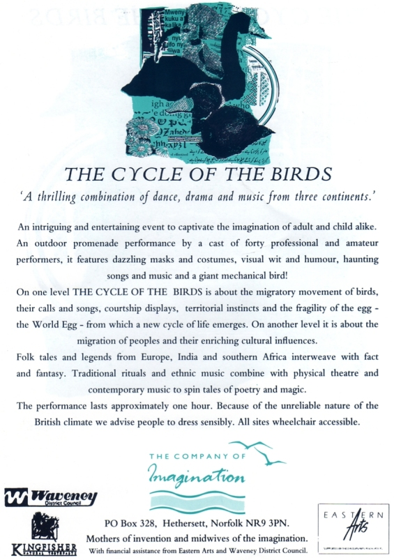 The Cycle of the Birds